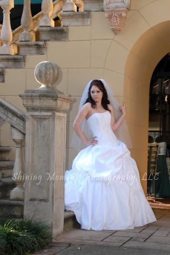 bride-wedding-dress-strapless-neckline