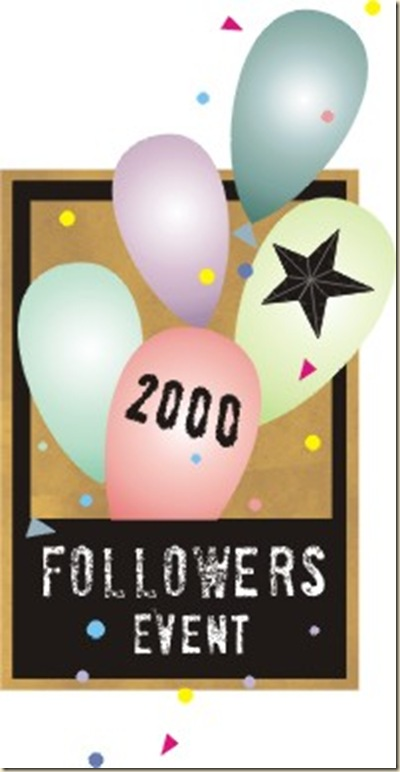 2000 followers  Funky Junk Interiors