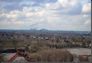 Zollverein - utysyn slagghauger