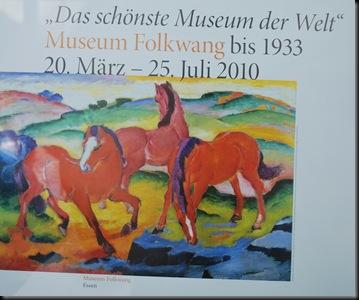 Folkwang - plakat