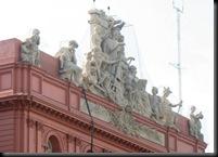 Buenos Aires - detalj fra Casa Rosa