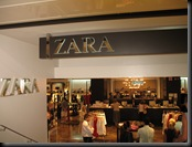 B A Shopping Zara