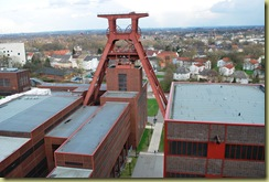 Zollverein - view from top
