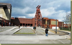 Zollverein - from outside