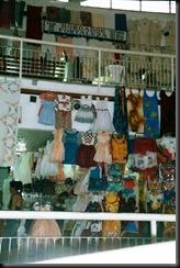 Fortaleza Mercado Central klær på klær