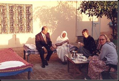 Bryllup - møte med familiens eldste 1
