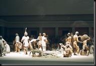 Nasjonalmuseet for atropologi -reknstruksjon dagligliv - MX