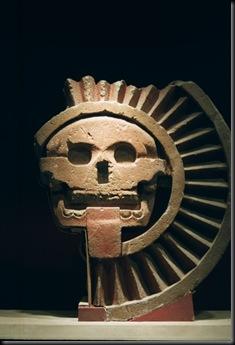 Nasjonalmuseet for atropologi -symbol - MX