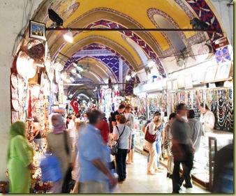 Bazar interior
