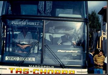 Puerto Montt - bussen