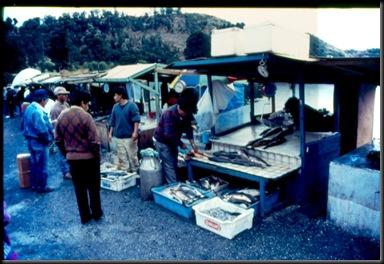Puerto Montt - fiskemarked