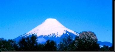 Chile - Osorno Volcan