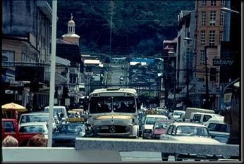Puerto Montt - Center  - Chile 1994 - Feb