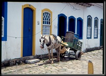 Paraty - lokal transport