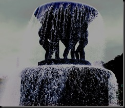 118 - OsloBG - Mini Tour - Vigeland Park - Fontaine