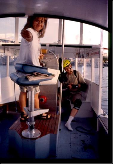 Vancouver 1995 - havnebussen