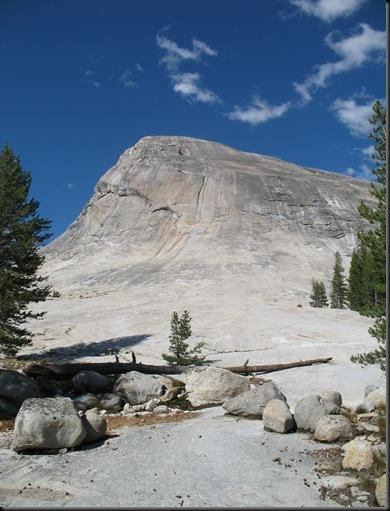 Yosemite  Granitt-fjell -øst