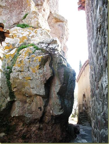 Evenos - Rocks
