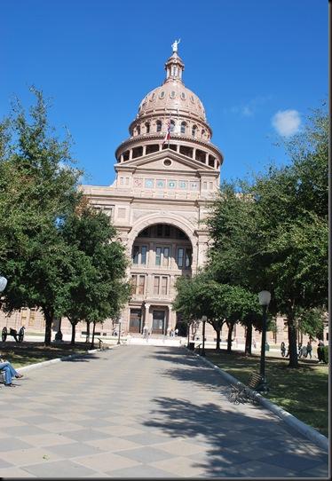 Capitol - Austin - Outside 1