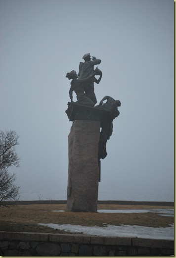 Seamen War Monument 1