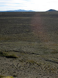 Endless arid plains
