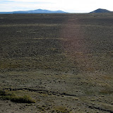 Endless arid plains