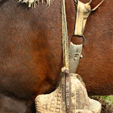 Traditional stirrups