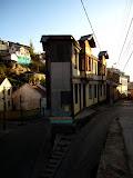 Street near our hostal