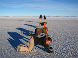 No trip to Uyuni is complete without pics like this