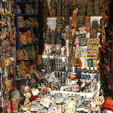 Stall in Witchdoctors market