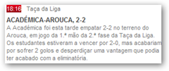arouca-aac