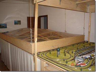 plastico treni scala N 043