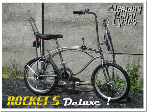 Rocket  5 deluxe