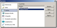 windows live writter lista de blogs