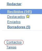 Contactos Google - Google Contacts