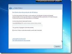 13 - Clave de producto Instalacion Windows 7