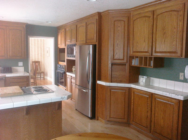 Granite for white cabinets kitchens forum gardenweb for Cost to update kitchen cabinets and countertops