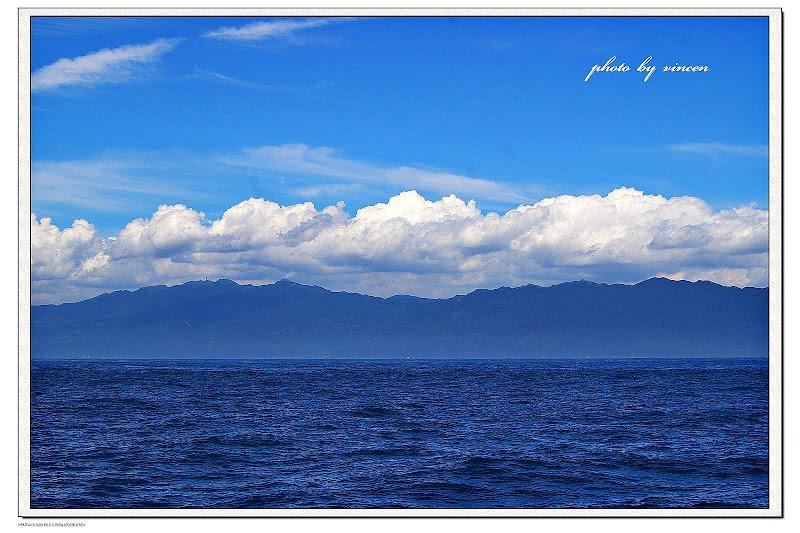 沿著海岸線發現美麗台灣