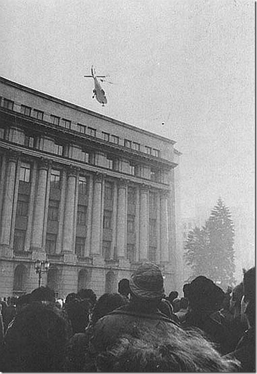 ucieczka ceausescu 1989