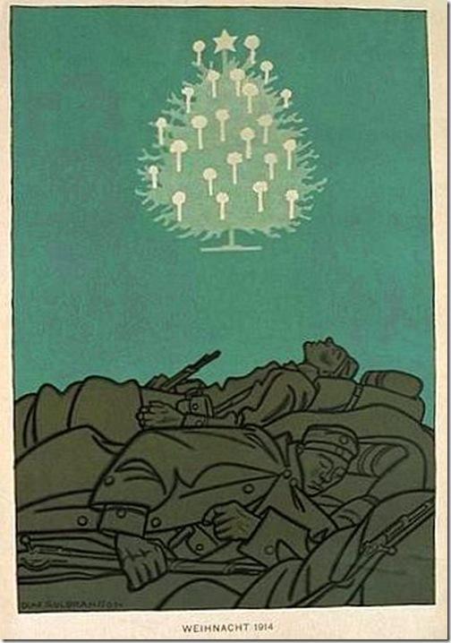 weihnacht 1914