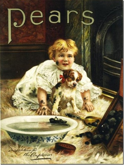 pears soap 1900