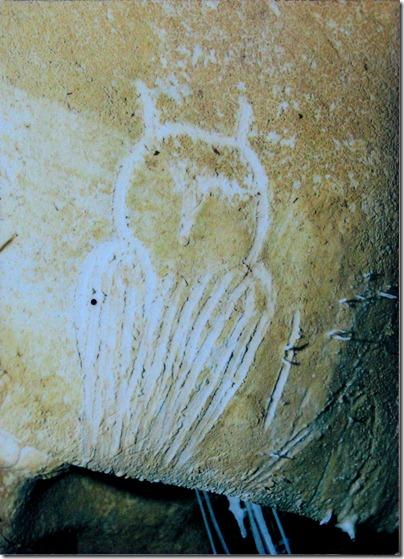sowa z jaskini chauveta