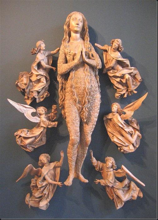riemenschneider - maria z aniołami