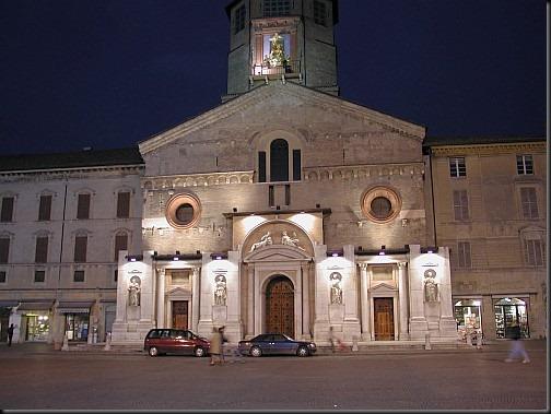 katedra w reggio emilia