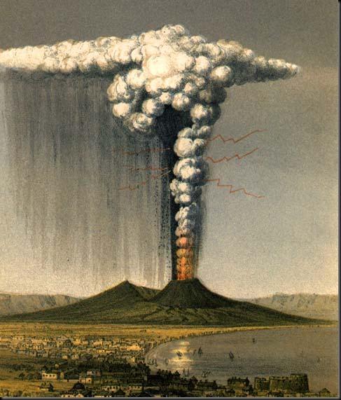 erupcja z 1822