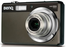 BenQ S1410 15 Mp Compact Camera with Optical Image Stabilizer
