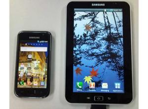 Samsung Tablet Tab with Android Froyo Galaxy