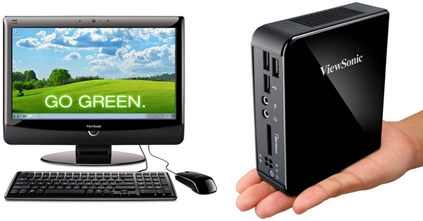 ViewSonic VPC190 AIO PCs and Mini PCs VOT125 Nettop