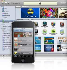 Apple Applications List Bestsellers 2010