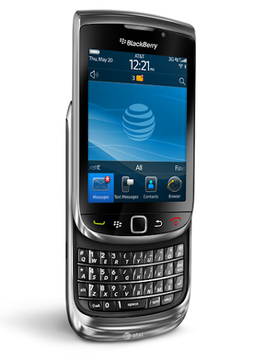 Info Hp Blackberry Torch 9800